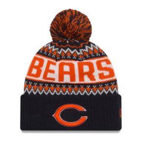 Adult New Era Chicago Bears Wintry Beanie