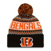 Adult New Era Cincinnati Bengals Wintry Beanie