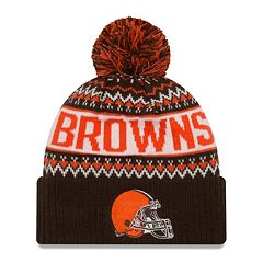 Adult New Era Cleveland Browns Wintry Beanie