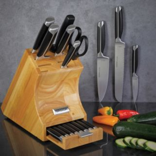 Oneida 18-pc. Pro Side Tang Cutlery Set