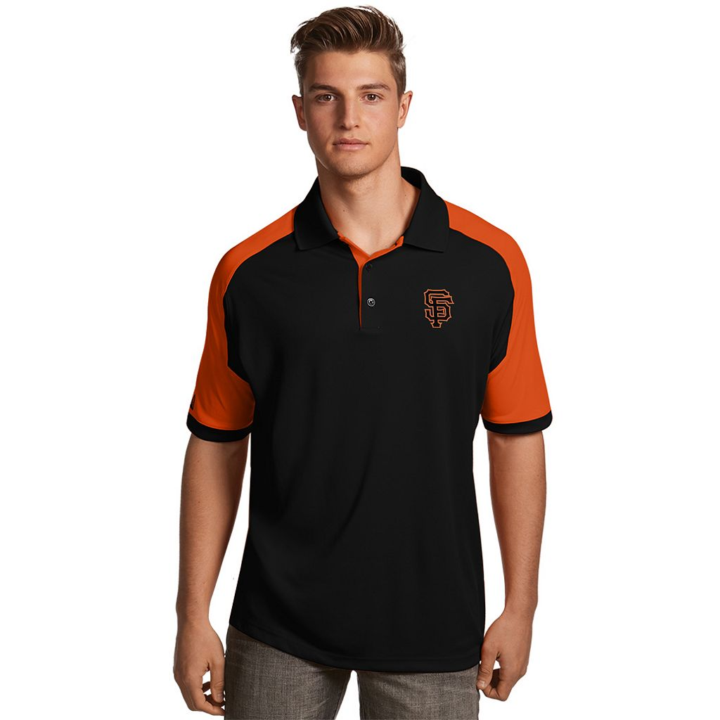 Men's Antigua San Francisco Giants Century Polo