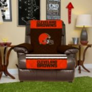 Cleveland Browns Quilted Recliner Chair Cover