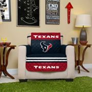 Houston Texans Quilted Chair Cover