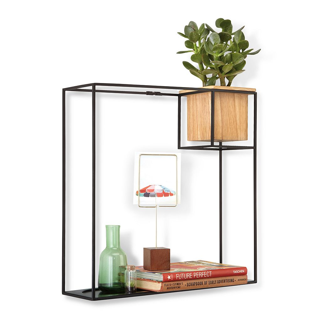 Umbra Large Cubist Wall Shelf