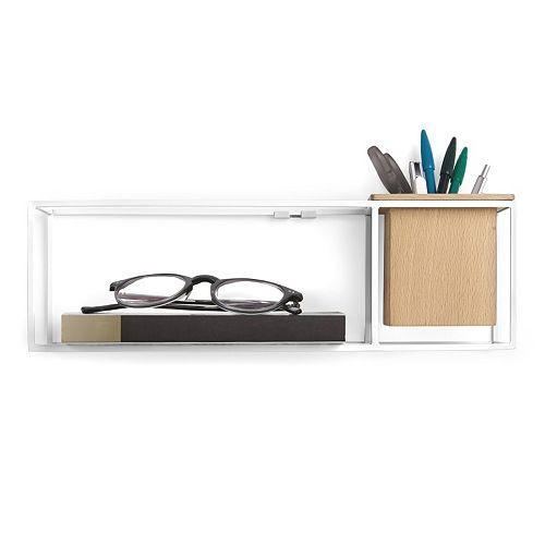 Umbra Small Cubist Wall Shelf