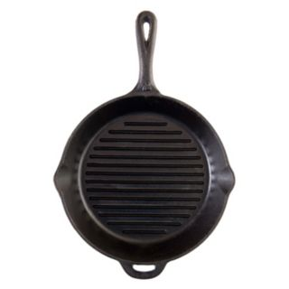 Camp Chef 12-in. Pre-Seasoned Cast-Iron Skillet