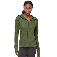 Women's Tek Gear® Full-Zip Fleece Hoodie