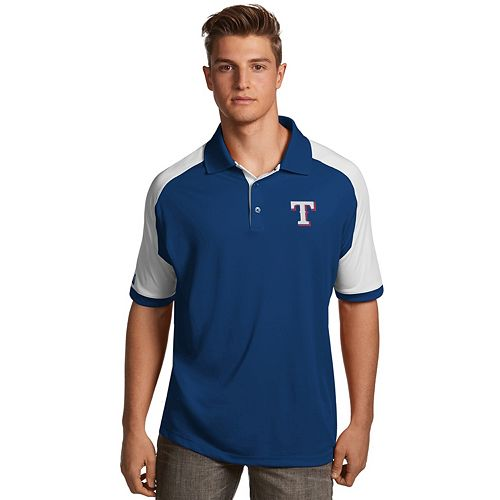 Men's Antigua Texas Rangers Century Polo