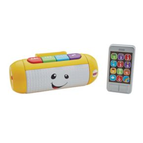 Fisher-Price Laugh & Learn Light Up Learning Speaker