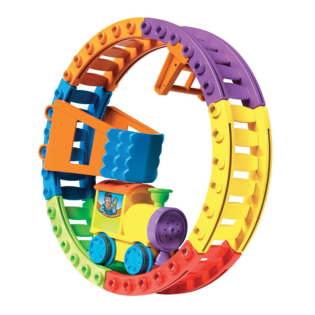 TOMY Choo-Choo Loop Toy Set