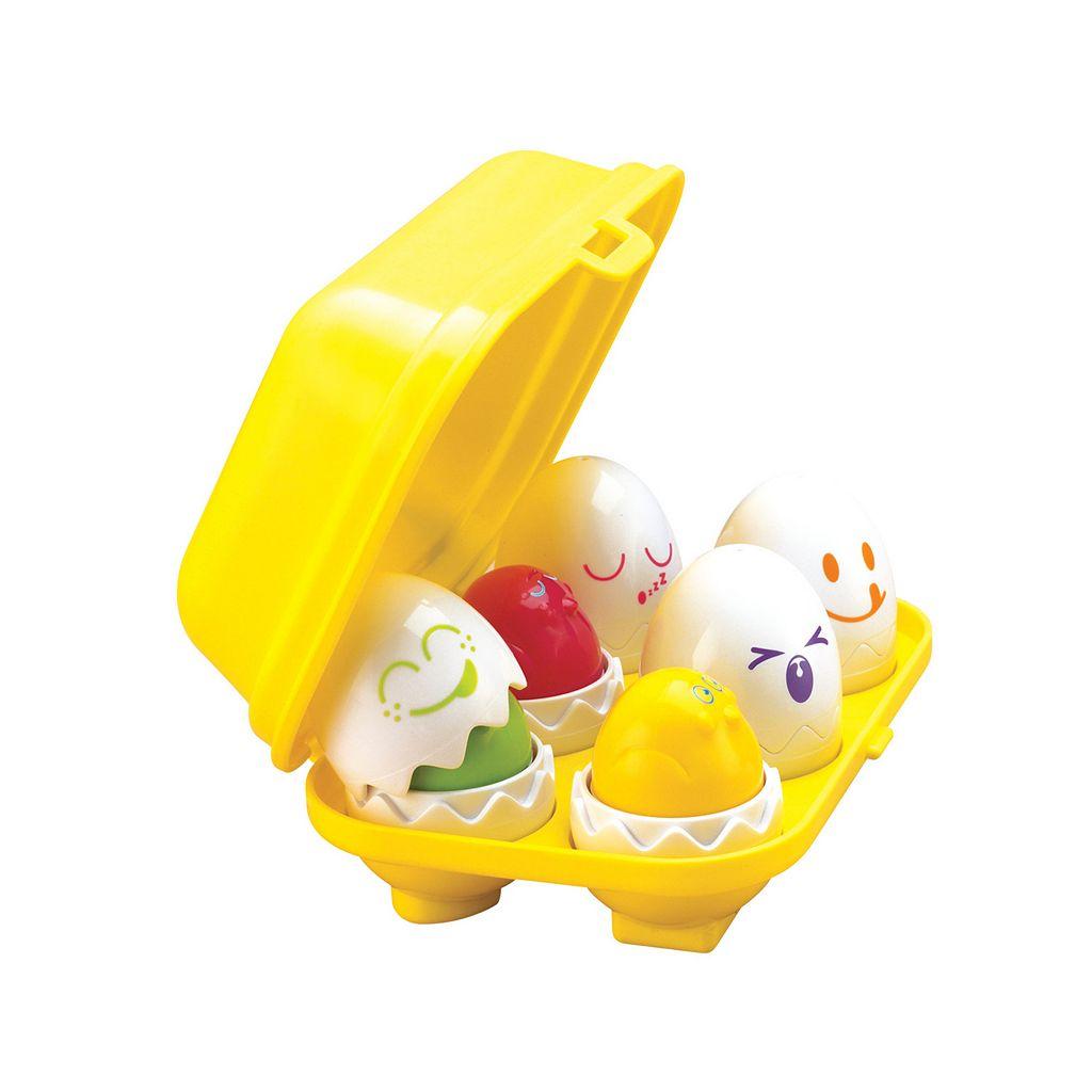 TOMY Hide N Squeak Eggs Toy Set