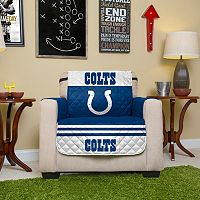 Indianapolis Colts Quilted Chair Cover