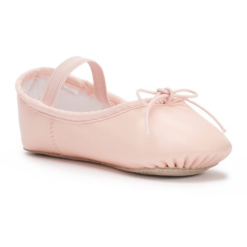 Girls Jacques Moret Dance Shoes