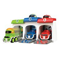 TOMY Wacky Racers Car Toy Set