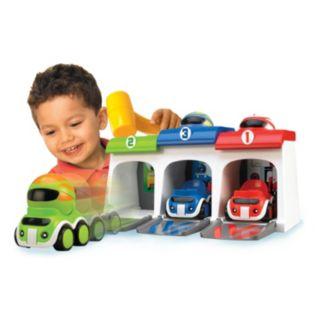 TOMY Wacky Racers Car Toy Set