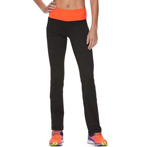 fdb20694e8 Women s FILA SPORT® Slim   Straight Workout Pants