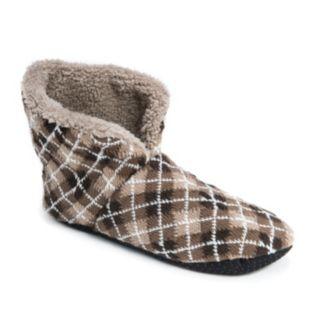 MUK LUKS Men's Slipper Boots