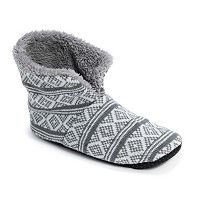 MUK LUKS Men's Slipper Boots