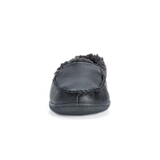 MUK LUKS Men's Moccasin Slippers