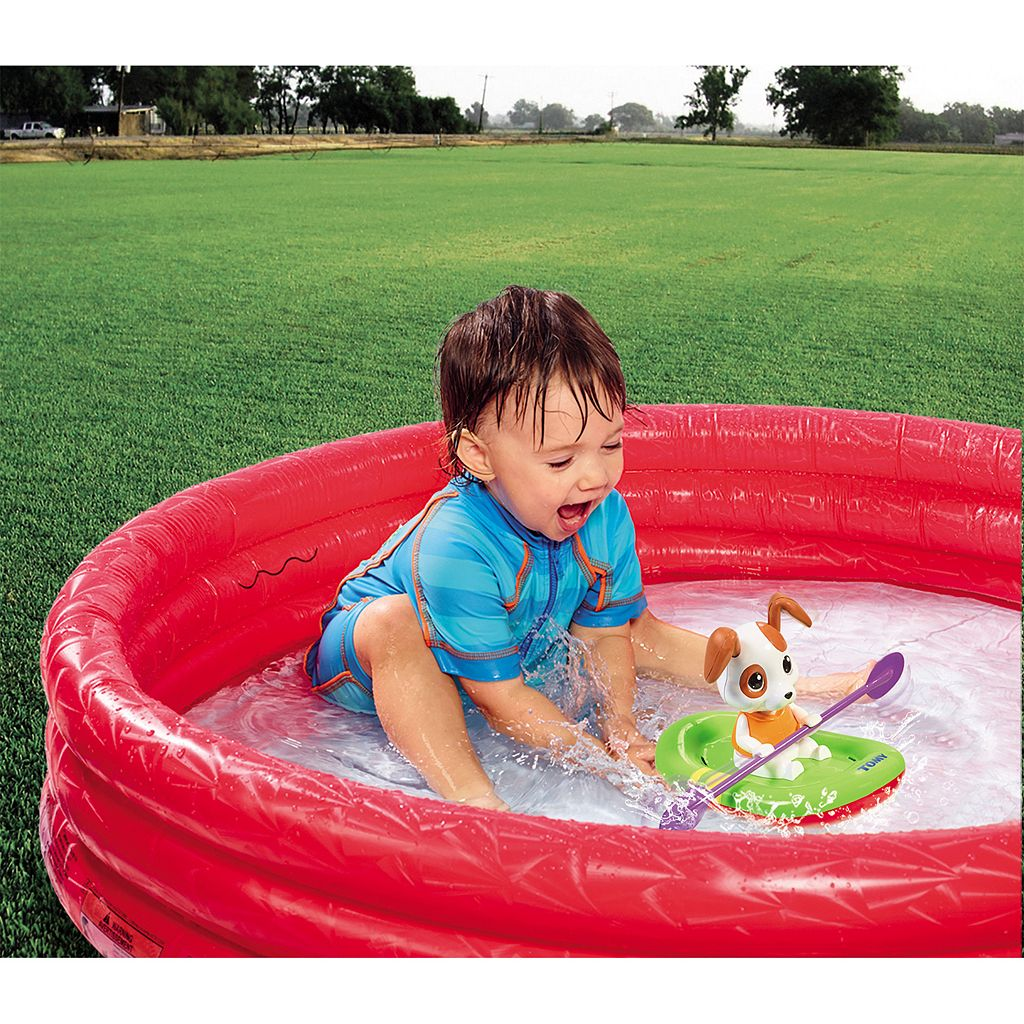 TOMY Paddling Puppy Bath Toy