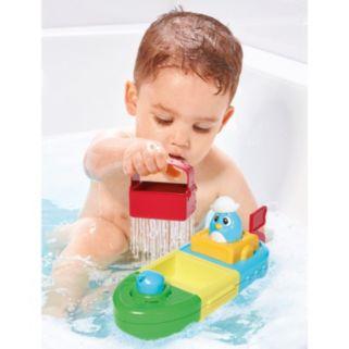 TOMY Mix-N-Match Motorboat Bath Toy