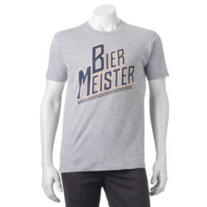 """Men's """"Bier Meister"""" Tee"""