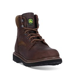 John Deere Men's Steel-Toe Work Boots