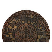 Mohawk® Home Exploded Medallion Slice Doormat - 23'' x 35''