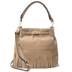 Mellow World Lorraine Fringe Bucket Bag