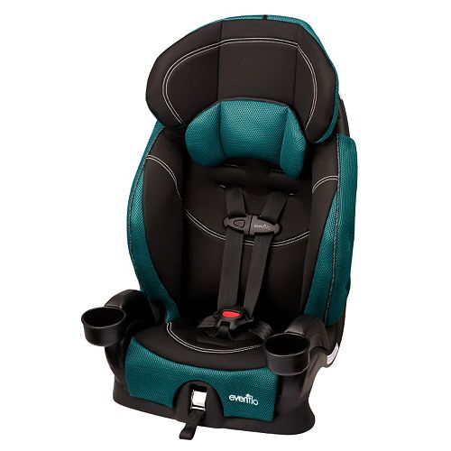 Sale 5849 Regular 6499 Evenflo Chase LX Harness Booster Car Seat