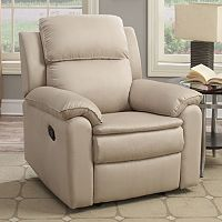 Lifestyle Solutions Chesterfield Recliner
