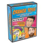 Orange Toss Game