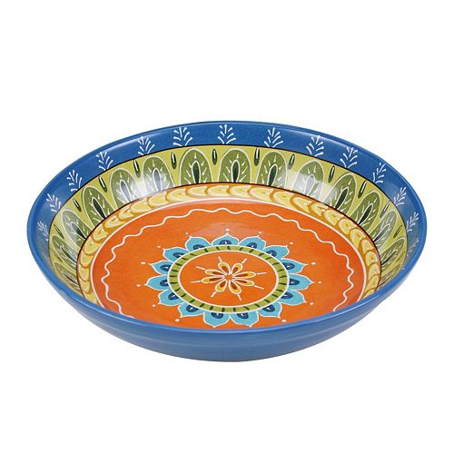 Certified International Valencia Pasta Serving Bowl