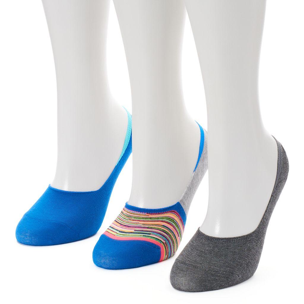Women's 3-pk. Lightweight Performance Liner Socks