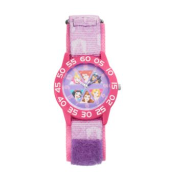 Disney Princess Kids' Time Teacher Watch