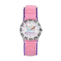 Disney Princess Cinderella, Jasmine & Belle Kids' Time Teacher Watch