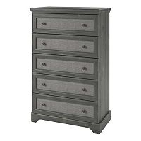 Altra Stone River 5-Drawer Dresser