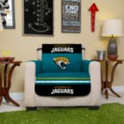 Jacksonville Jaguars Quilted Chair Cover