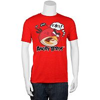 Big & Tall Angry Birds Tee