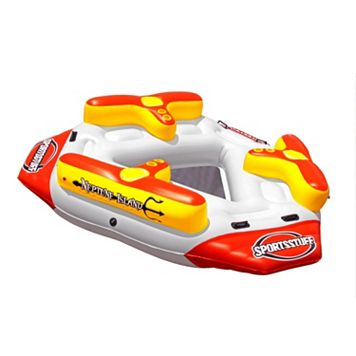 Sportstuff Neptune Island Inflatable Lounge Float