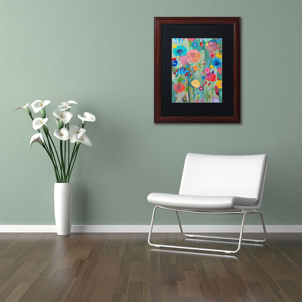Trademark Fine Art Dreamscape Framed Wall Art