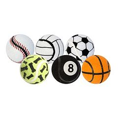 Animal Planet Sport Dog Tennis Balls (6-Pack)