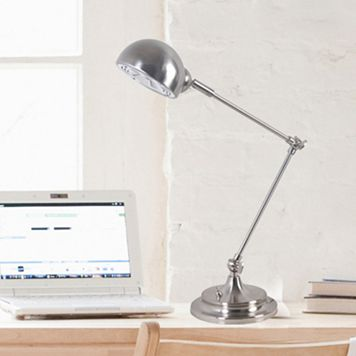 Tensor Adjustable Pharmacy LED Desk Lamp