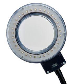 Tensor Clip-on Magnifying LED Reading Desk Lamp