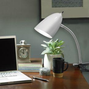 Tensor Gooseneck Clip-On Desk Lamp