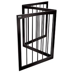 Animal Planet Freestanding Wooden Pet Gate
