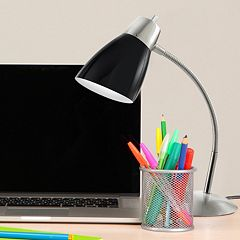 Click here to buy Tensor Gooseneck Desk Lamp.