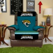Jacksonville Jaguars Quilted Recliner Chair Cover