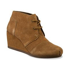 Skechers BOBS High Notes Behold Women's Wedge Ankle Boots