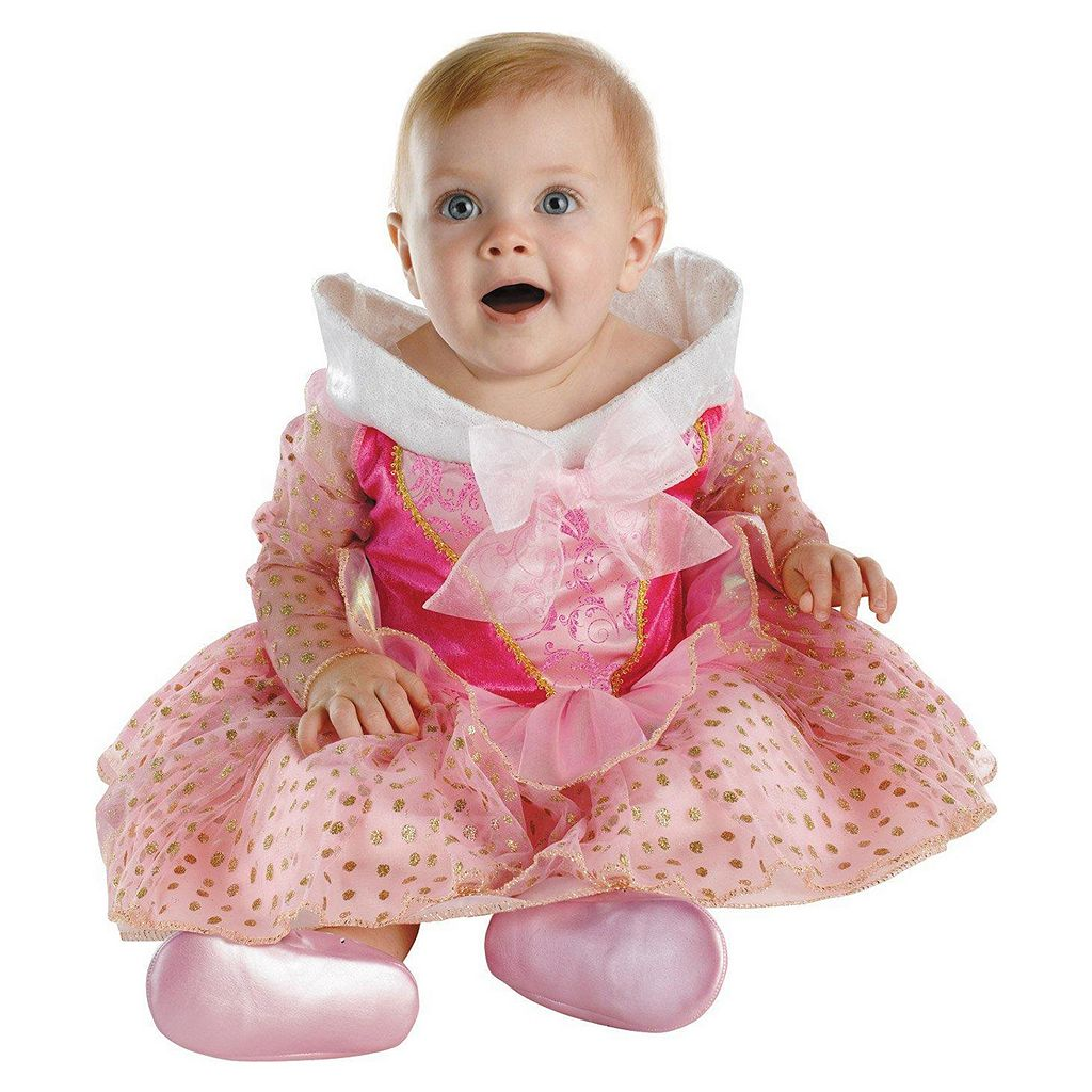 Disney Princess Aurora Baby Costume